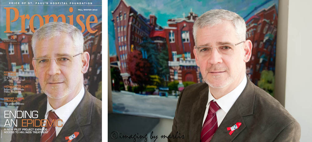 Dr. Julio Montaner, BC-CfE - Promise cover