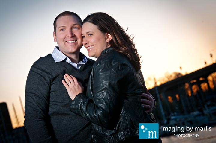 Engagement session with Laura & Sean | Vancouver Portrait Photography