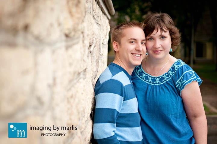 Lenore & Brett visit Saskatoon | Saskatchewan Portrait Photography