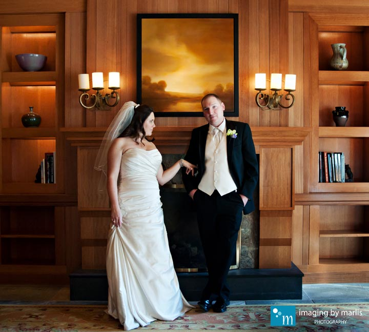 Laura & Sean's Wedding Sneak Peek | Whistler Wedding Photography