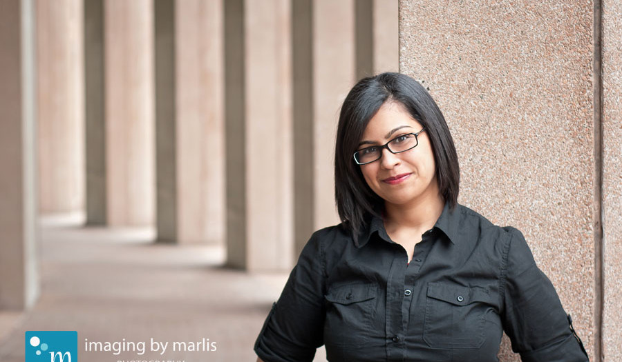 Character Portrait: Mehnaz Thawer | Vancouver Portrait Photography