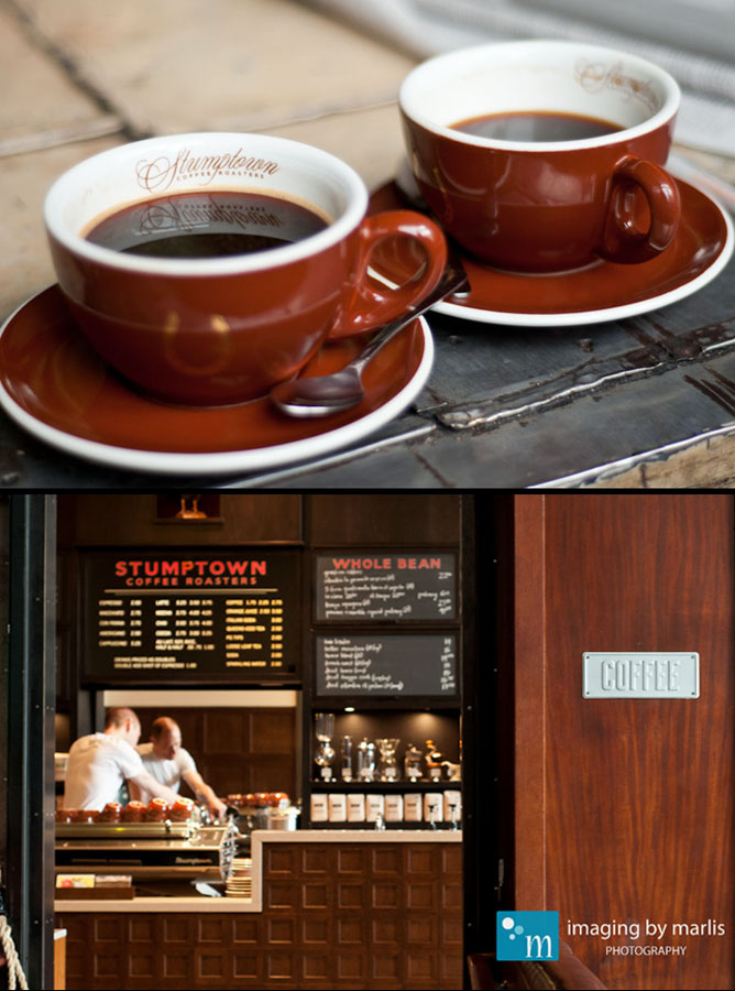 Ace Hotel: Stumptown Coffee