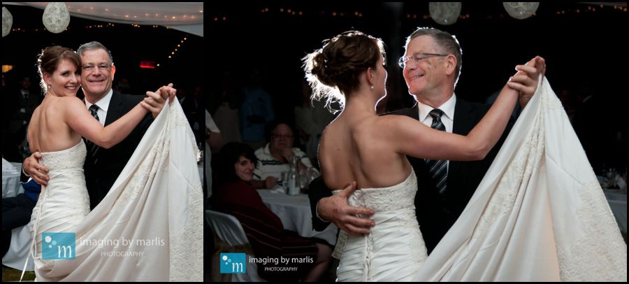 ErinTristan Wedding - Father-Daughter Dance