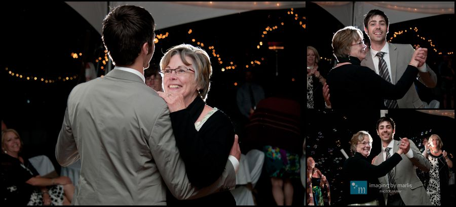ErinTristan Wedding - Mother-Son Dance
