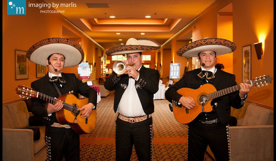 Day Ten: Ukrainian + Mexican = Mariachi at the Wedding! | Christmastide - 12 days of blogging