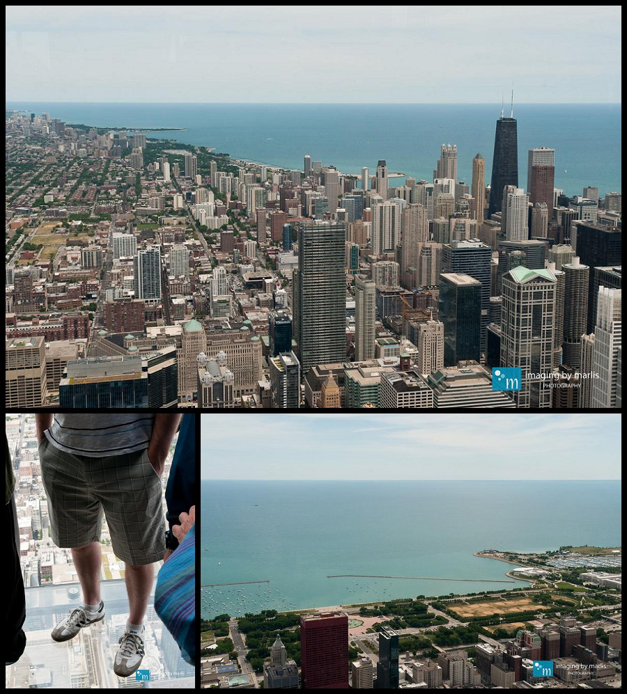 Willis Tower - Chicago! - Photo by Marlis Funk