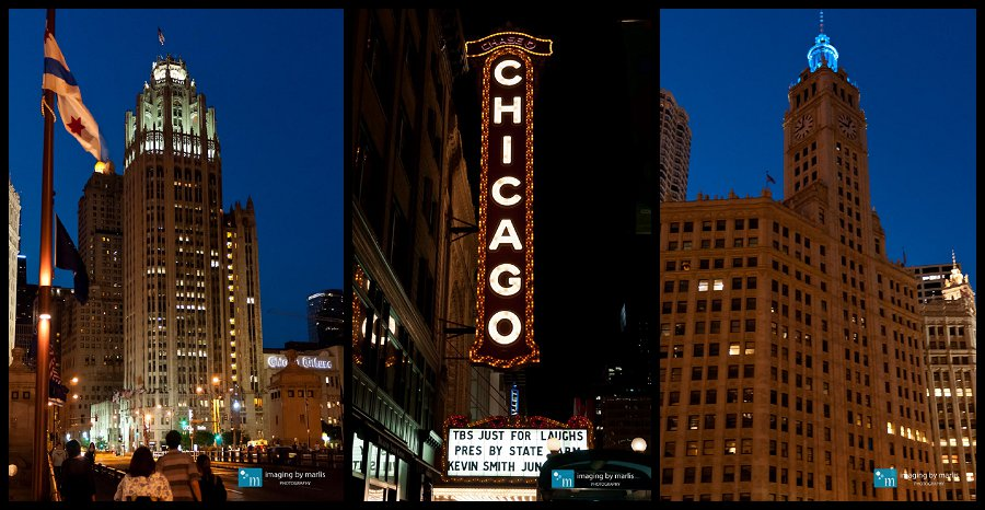 Chicago! - Photo by Marlis Funk