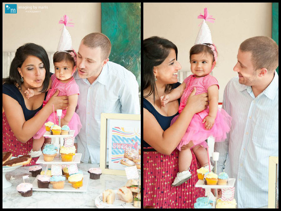 Mila's First Birthday Party 15