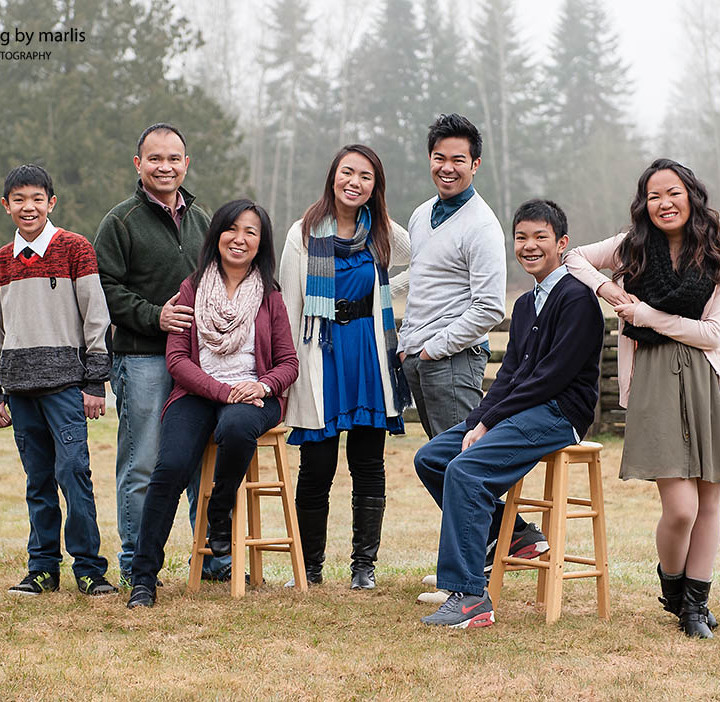 Leano Family at Campbell Valley Park | Vancouver Portrait Photography