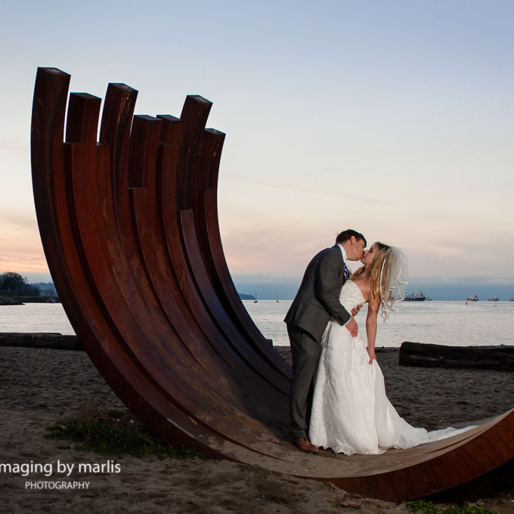 Vancouver Wedding Portraits in January!