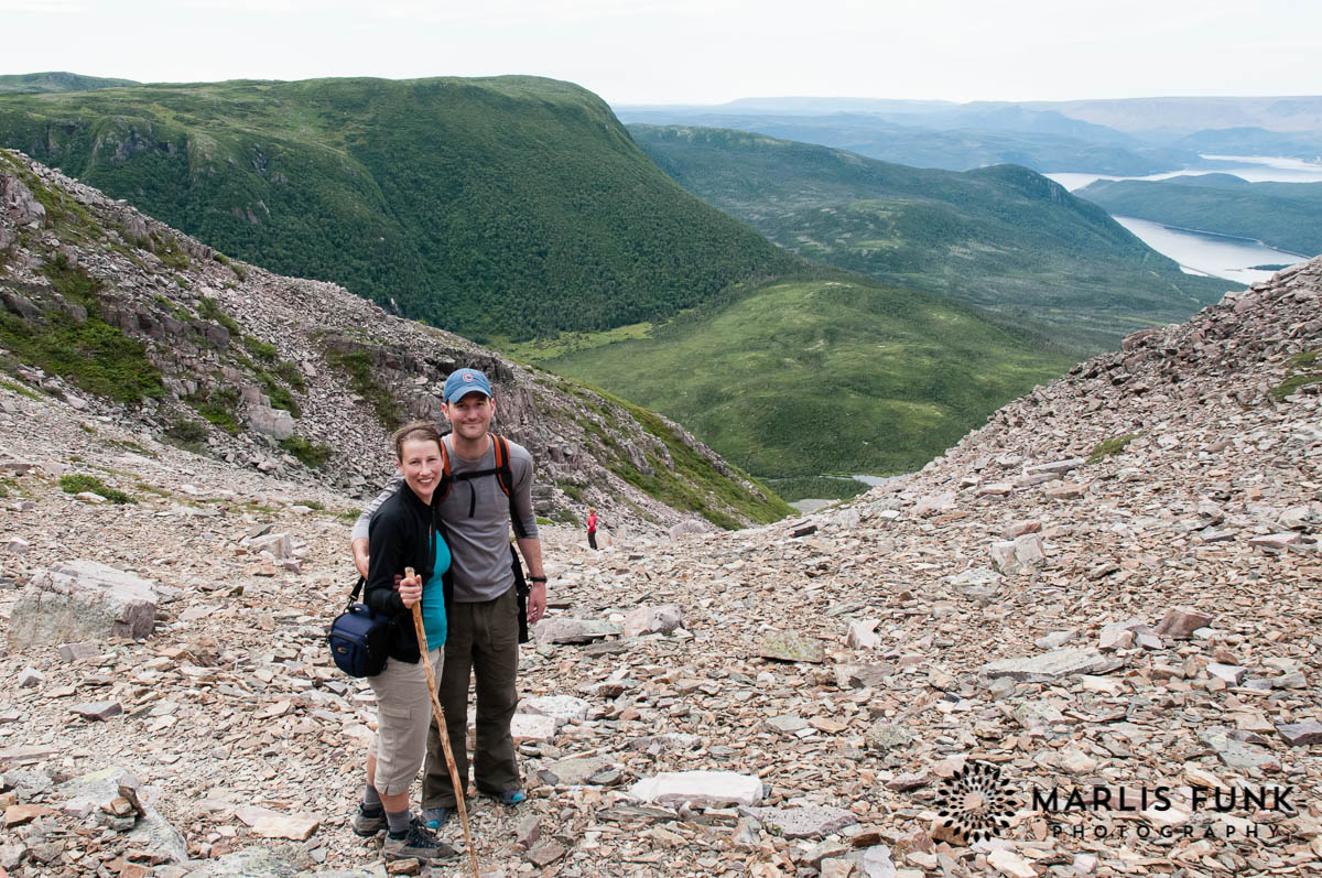 Gros Morne Mountain Hike