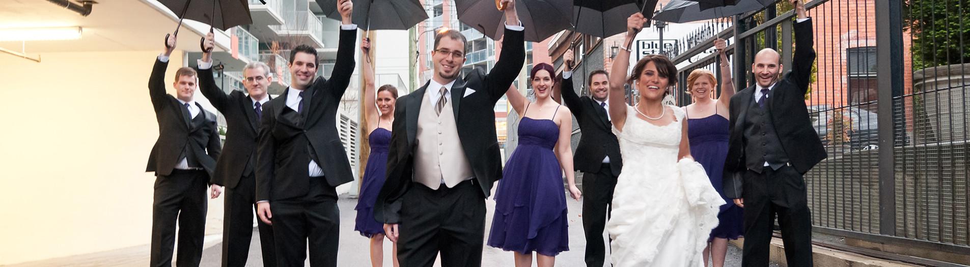 Wedding Portraits - Groups