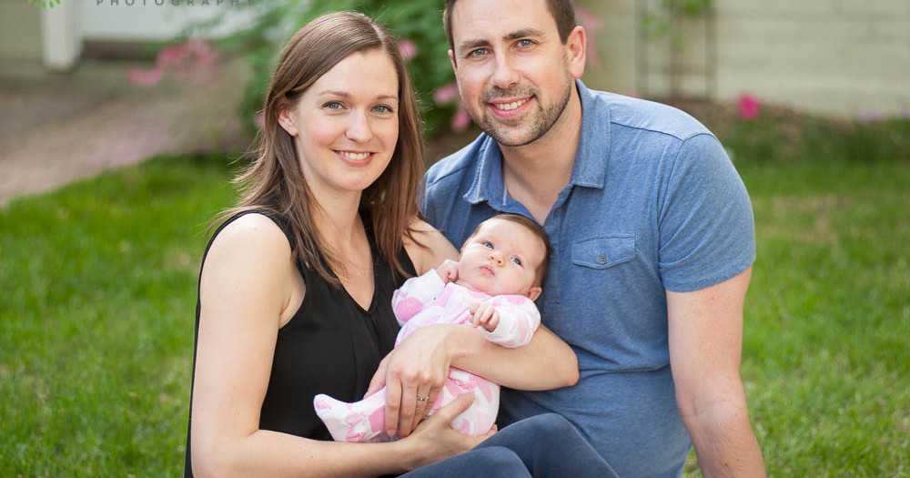 Baby Fiona | Winnipeg Portrait Photographer
