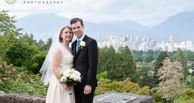 Megan & Graham - married!